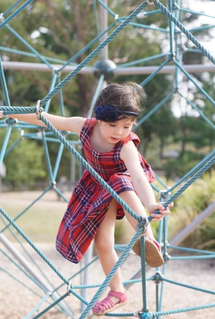 Wooden Children's Park - 10