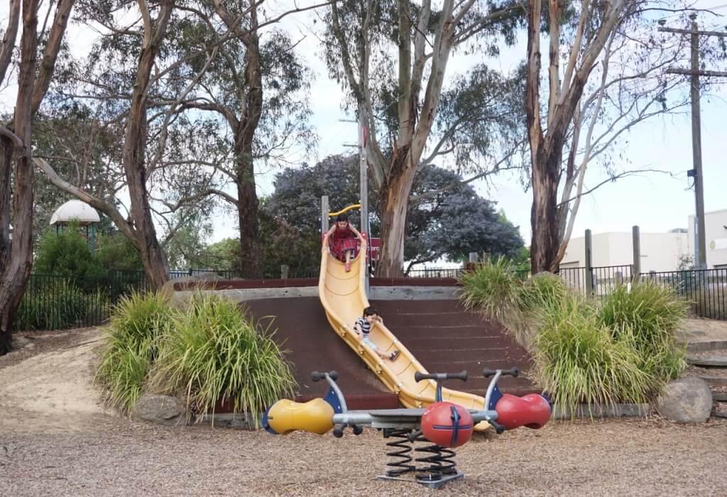 Wooden Children's Park - 13