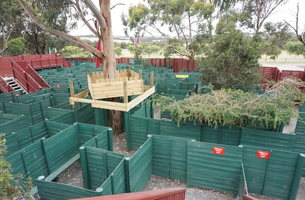 A Maze'N Things, 1805 Phillip Island Road, Cowes, Phillip Island