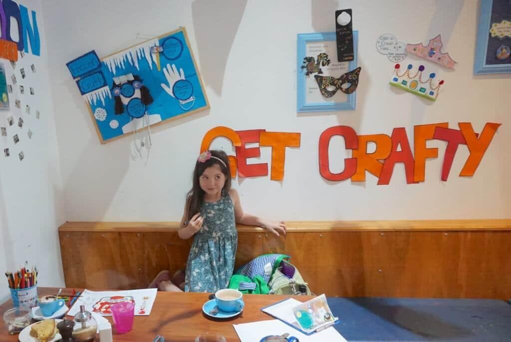 Crafternoon Cafe, 718 Sydney Rd, Brunswick