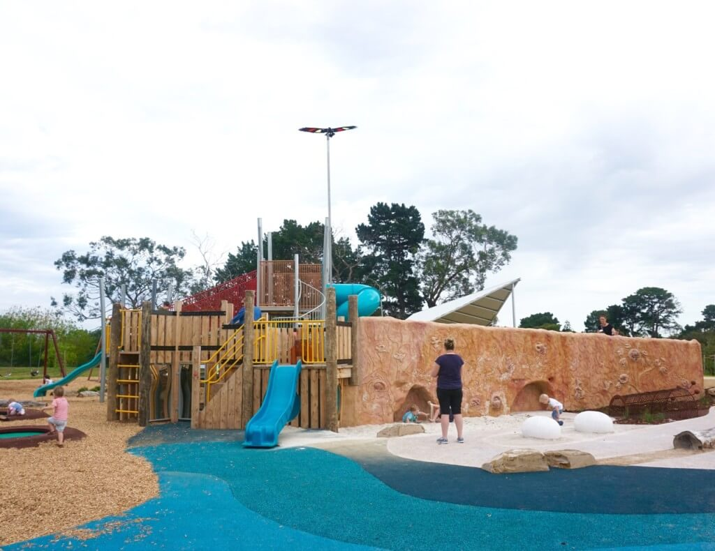 Jubliee Park Frankston Playground Tot Hot Or Not