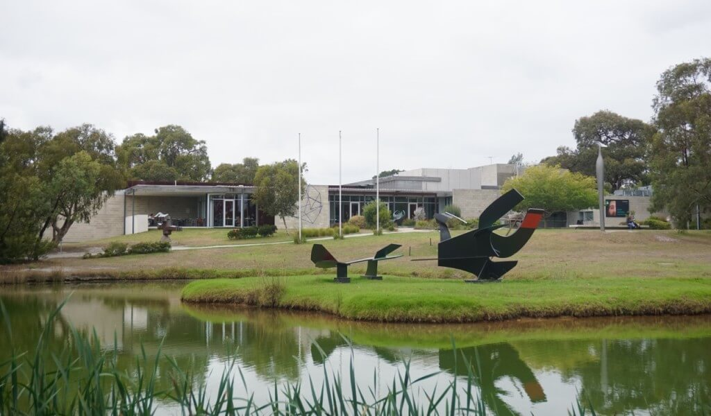 McClelland Gallery and Sculpture Park, 390 McClelland Drive, Langwarrin