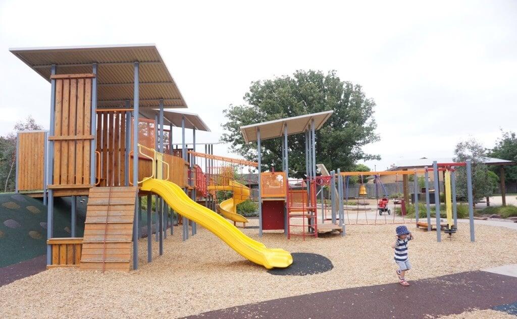 Murrumbeena Park, <a href=