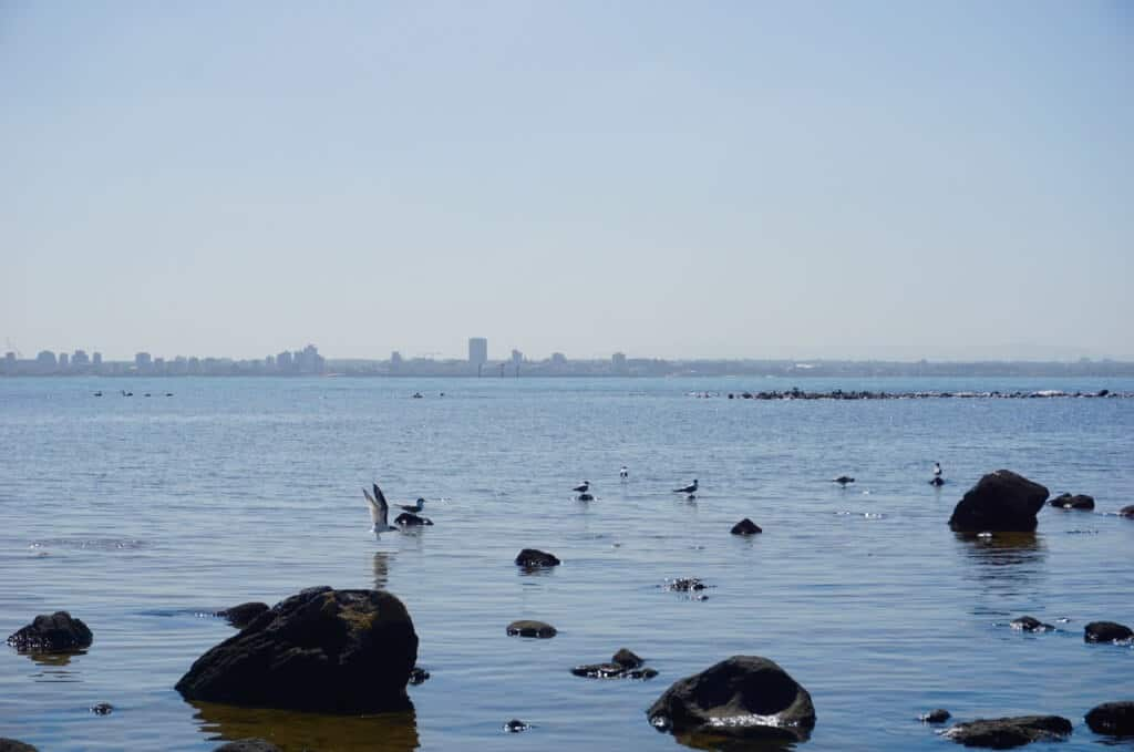 Point Gellibrand Coastal Heritage Park, Battery Road, Williamstown