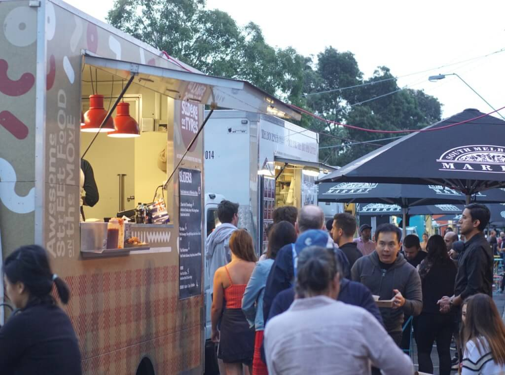 HOT: South Melbourne Night Market, Cecil and Coventry Streets, South Melbourne