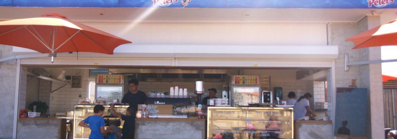 HOT: Kiosk D'Asporto, Williamstown