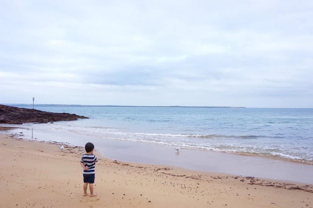 Cowes Beach Phillip Island - 1