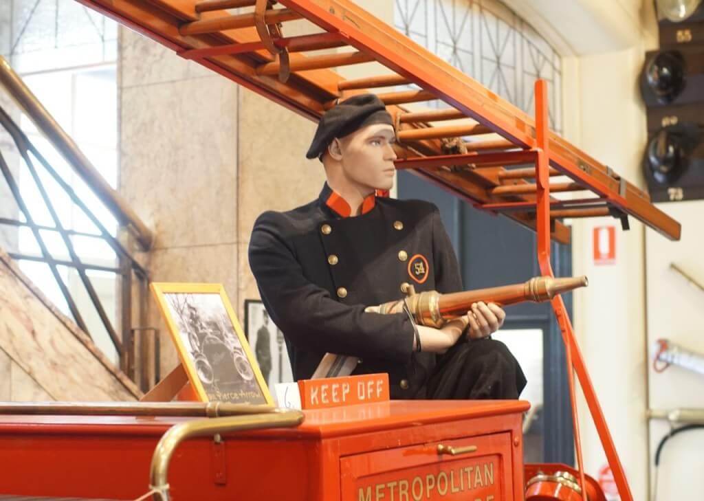 Fire Services Museum, 39 Gisborne St, East Melbourne