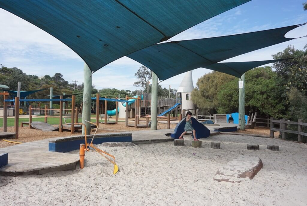 Frankston Regional Foreshore Playground, Frankston Waterfront Reserve, Pier Promenade, Frankston