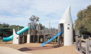 Frankston Regional Foreshore Playground, Frankston Waterfront Reserve, Pier Promenade, Frankston