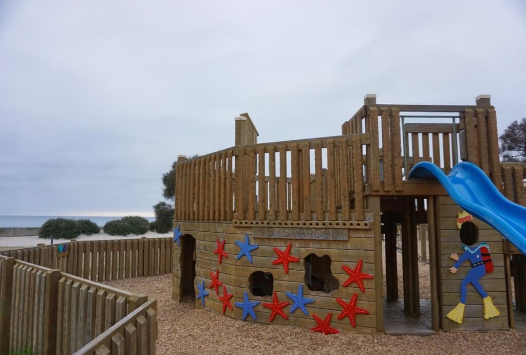 Rye's Up Community Playground, 2387A Point Nepean Rd, Rye, Mornington Peninsula