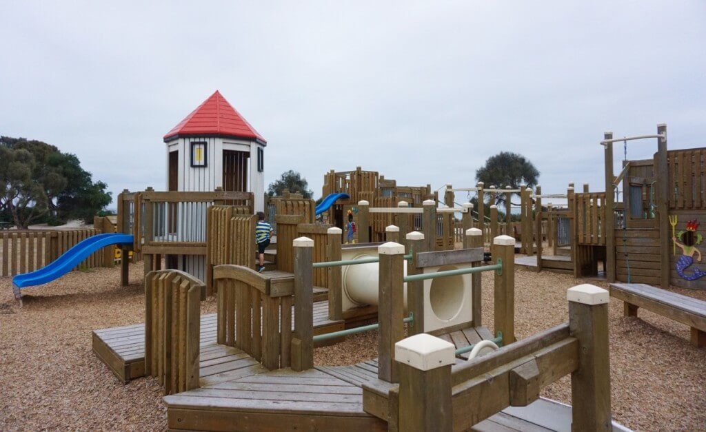 Rye's Up Community Playground