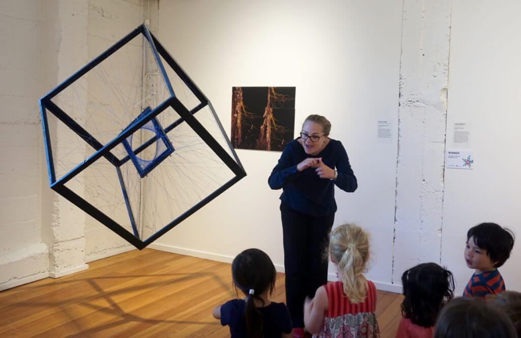 arty tales incinerator gallery
