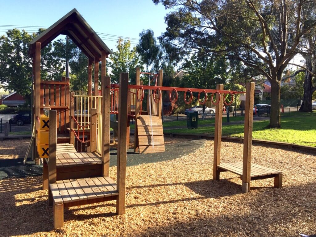 Bayswater Rd Reserve Kensington playground | TOT: HOT OR NOT