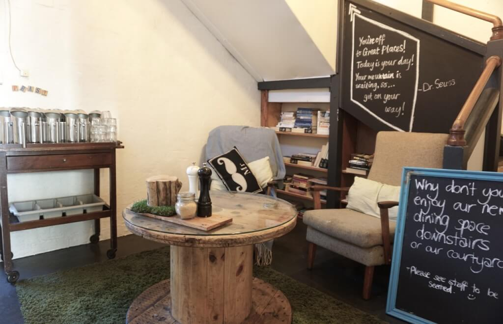 Cortille Café, 322 Lyttleton Tce, Bendigo