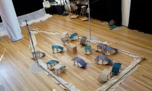 Cerita Anak By Polyglot Theatre And Papermoon Puppet Theatre, Artplay, Birrarung Marr, Melbourne