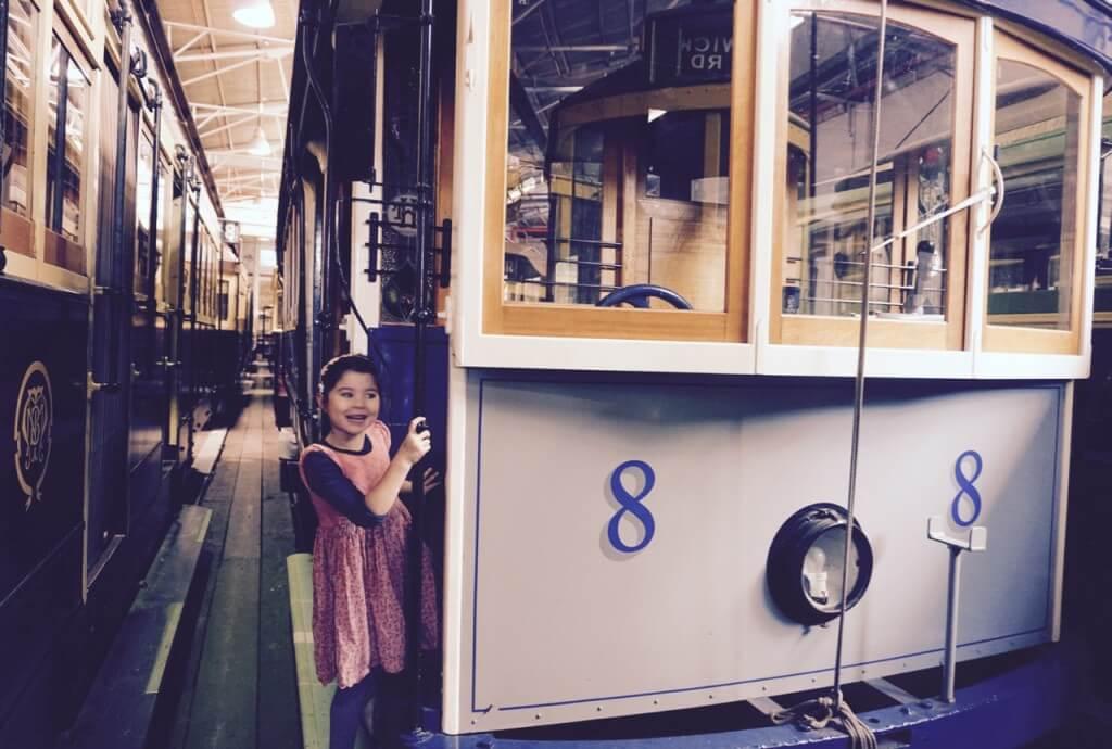 Melbourne Tram Museum at Hawthorn Depot, 8 Wallen Rd, Hawthorn