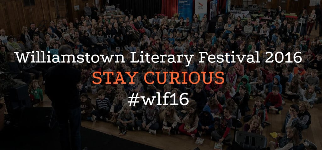 Williamstown Literary Festival 2016