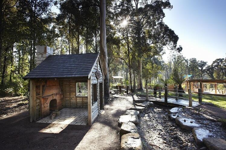 Bollygum Park, Kinglake