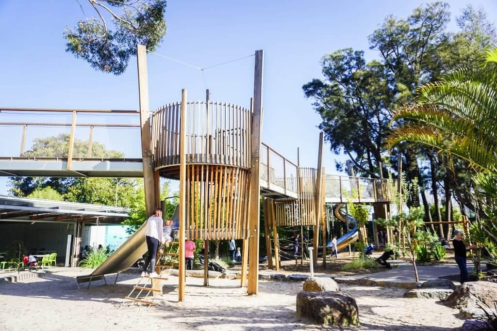 adelaide zoo playground