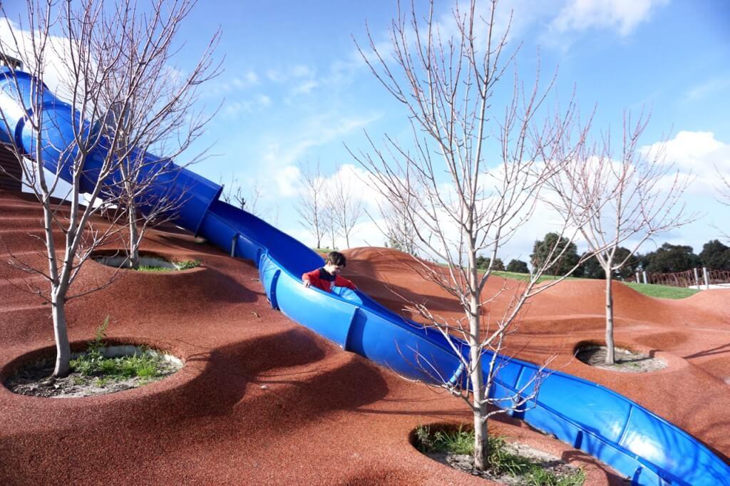 Casey Fields playground