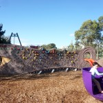 HOT: Garden City Reserve 'Portasaurus' playground, 47 Beacon Rd, Port Melbourne