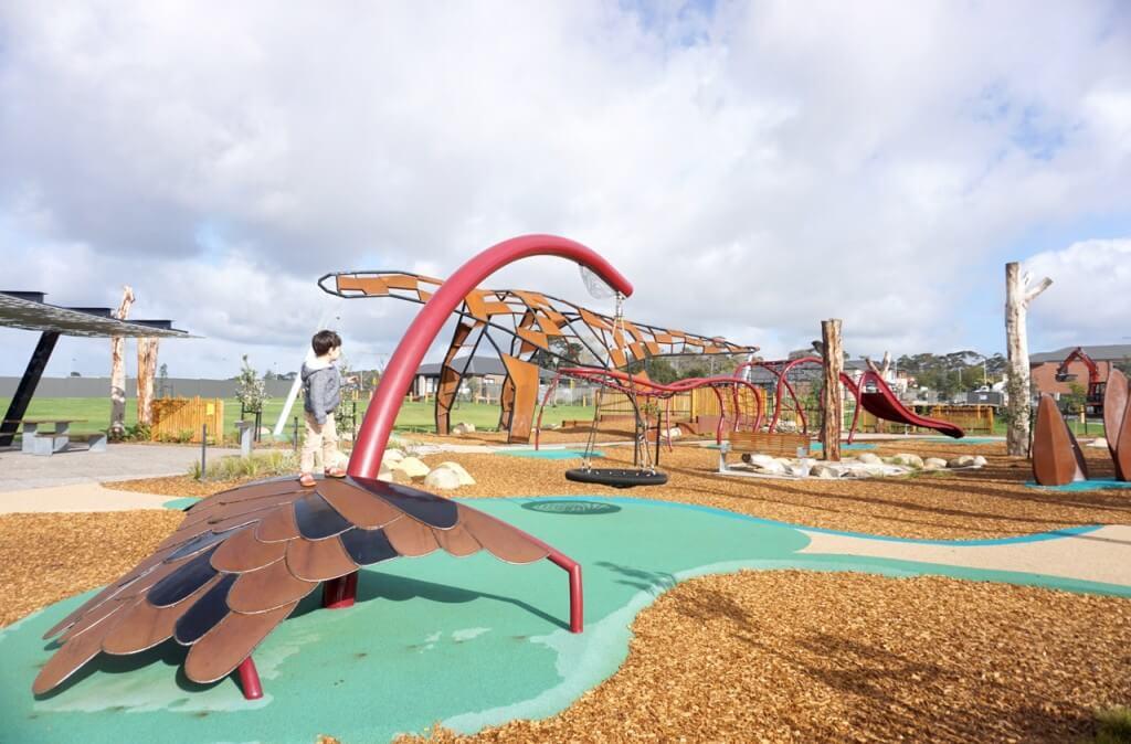 Megasaurus Dinosaur Playground Cranbourne East
