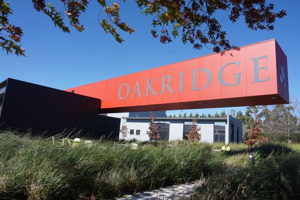 Oakridge yarra valley