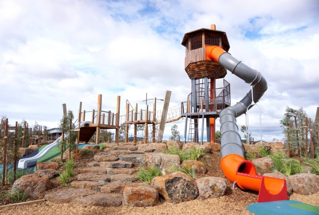 Woodlea Playground, <a href=
