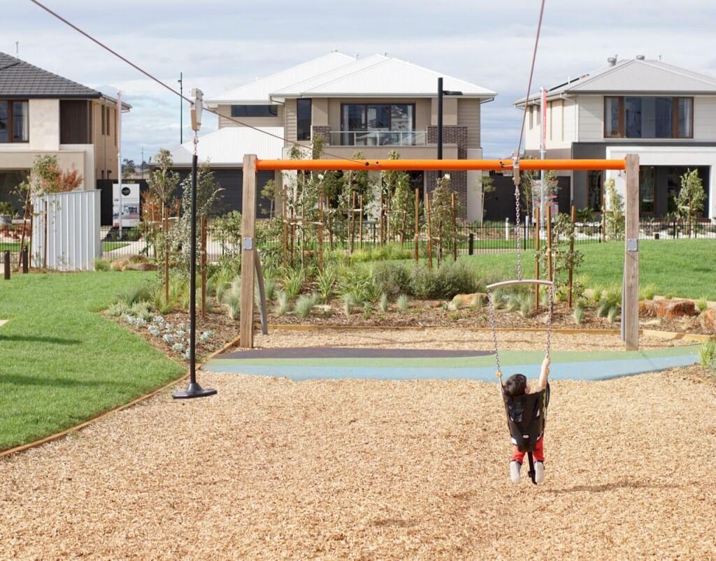 Woodlea Playground, 27 Woodlea Boulevard, Rockbank