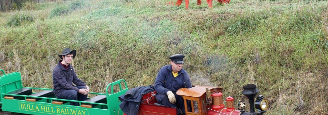 HOT: Bulla Hill Railway, Bulla
