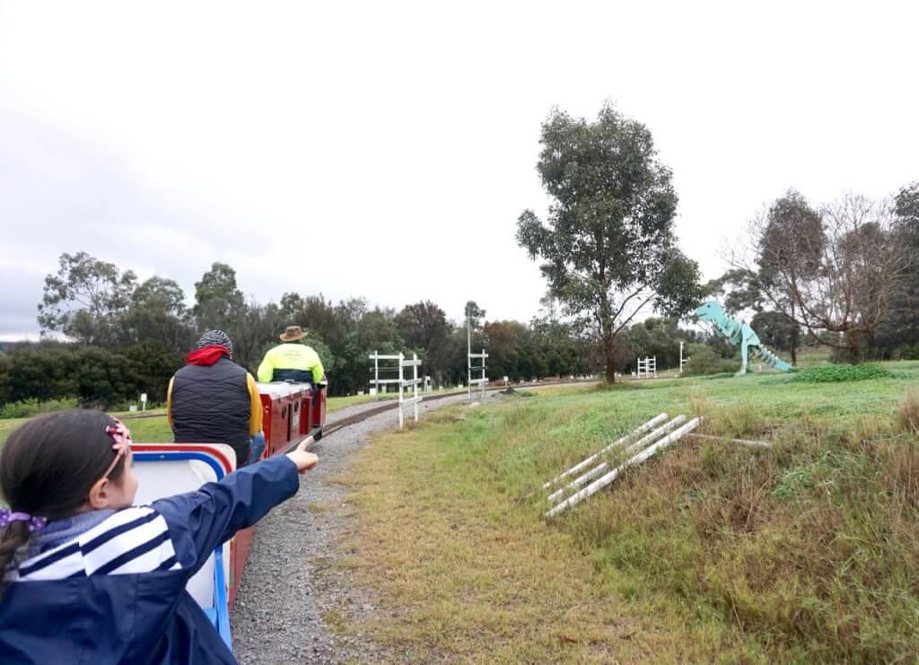 Bulla miniature railway