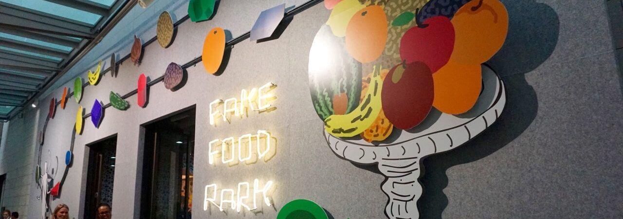 HOT: Fake Food Park: Martí Guixé For Kids, NGV International, 180 St Kilda Rd, Melbourne