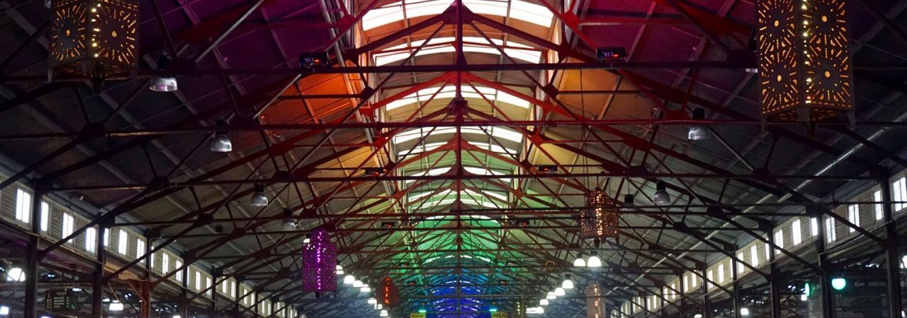HOT: Winter Night Market, Queen Victoria Market, Melbourne