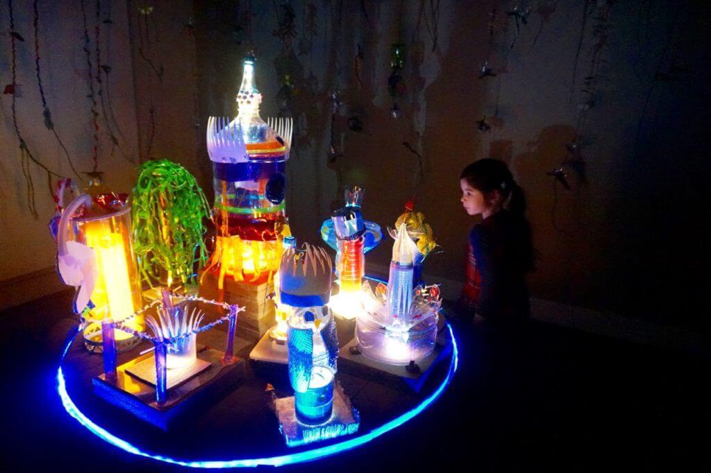 Shimmer: The Exhibition, Artplay, Birrarung Marr, Melbourne