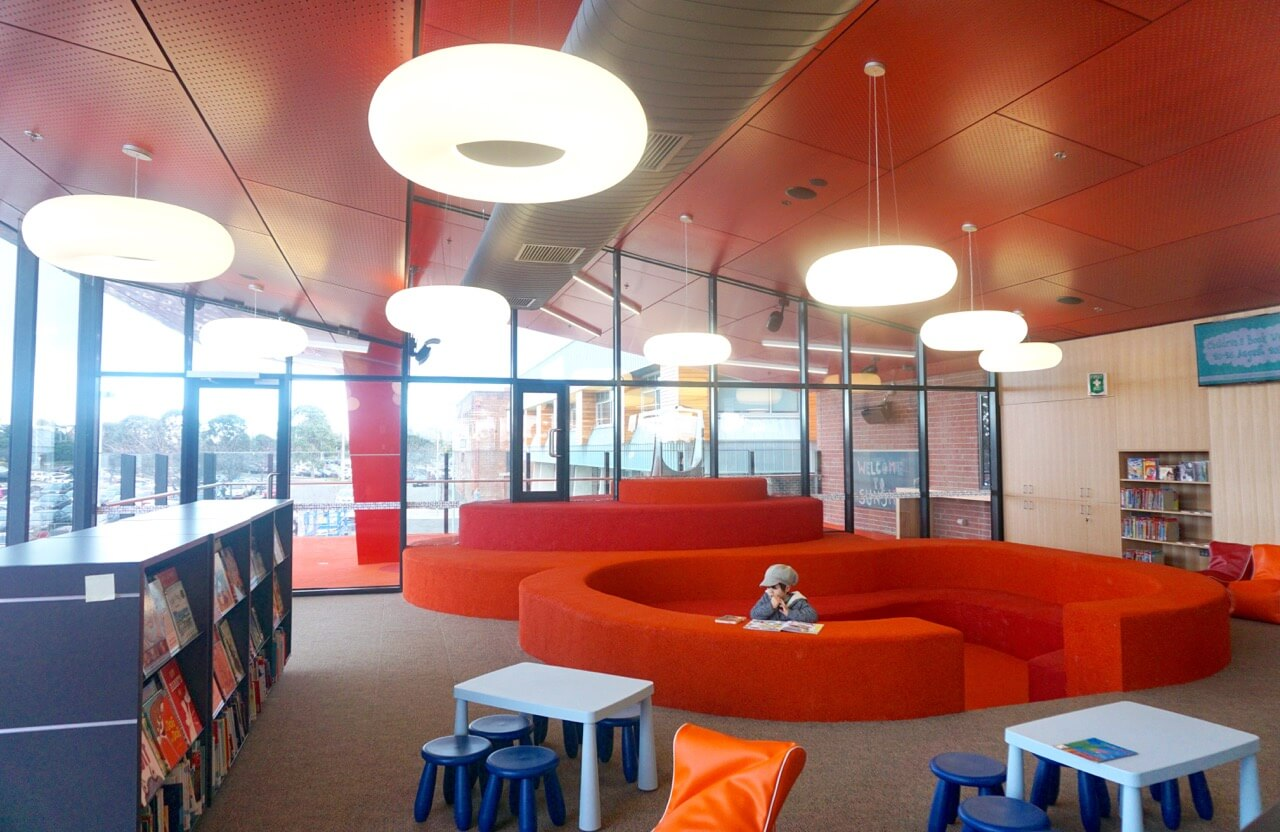 Sunshine Library Study Rooms