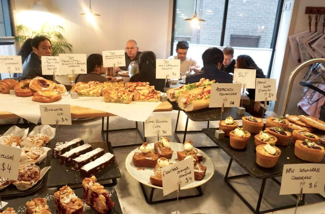 Good Cake Shops In Melbourne