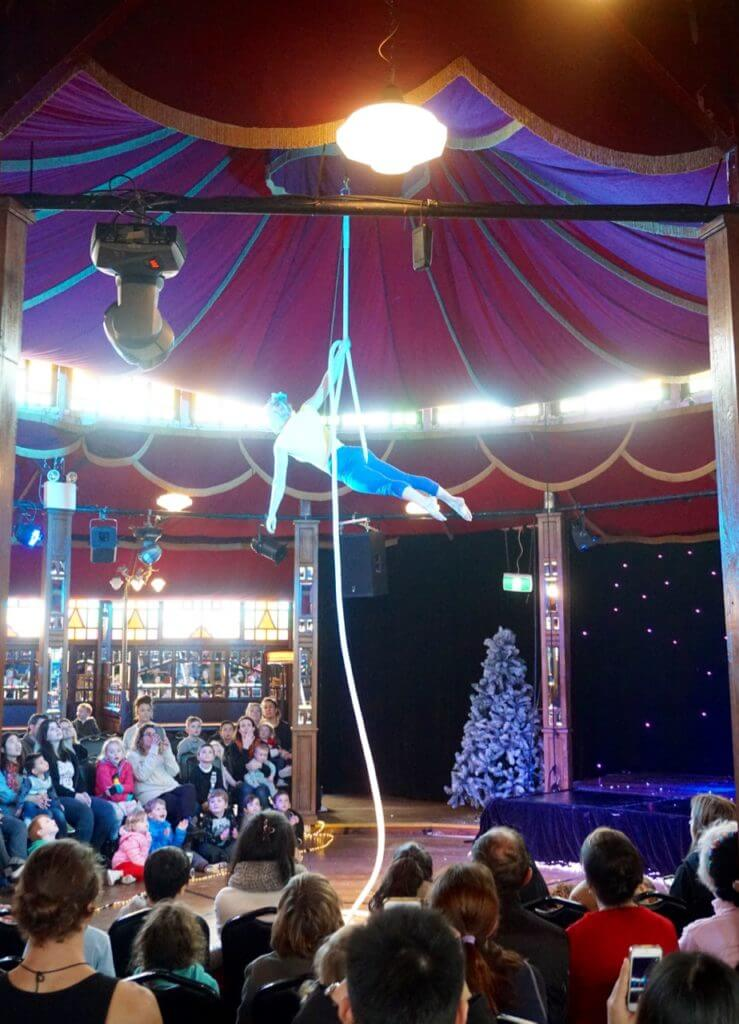 Winter Wonderland Circus under the Melbourne Star, 101 Waterfront Way, Docklands