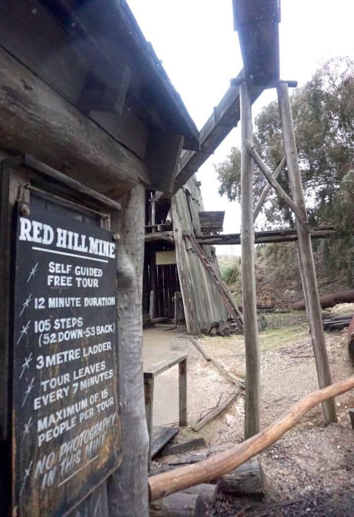 Winter Wonderlights Sovereign Hill Ballarat