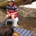 HOT: Wombat Pat and Play Wild Encounter, Healesville Sanctuary, Badger Creek Rd, Healesville