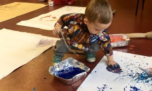 Toddl'art Footscray Community Arts Centre