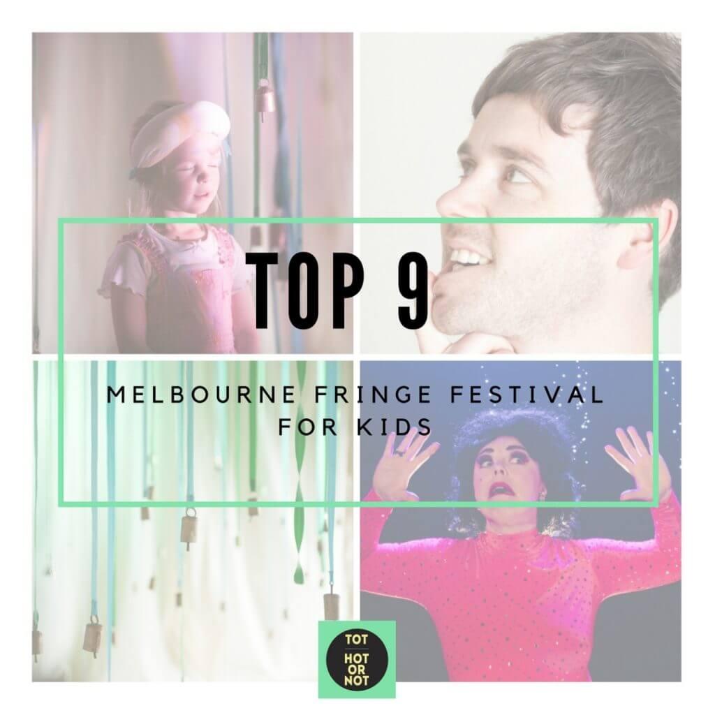 Melbourne Fringe Festival 2016