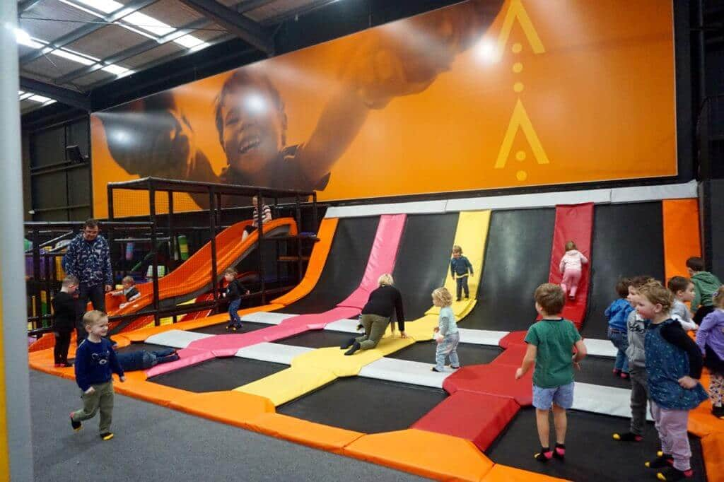 Latitude Melbourne Trampoline Park Heidelberg West Review