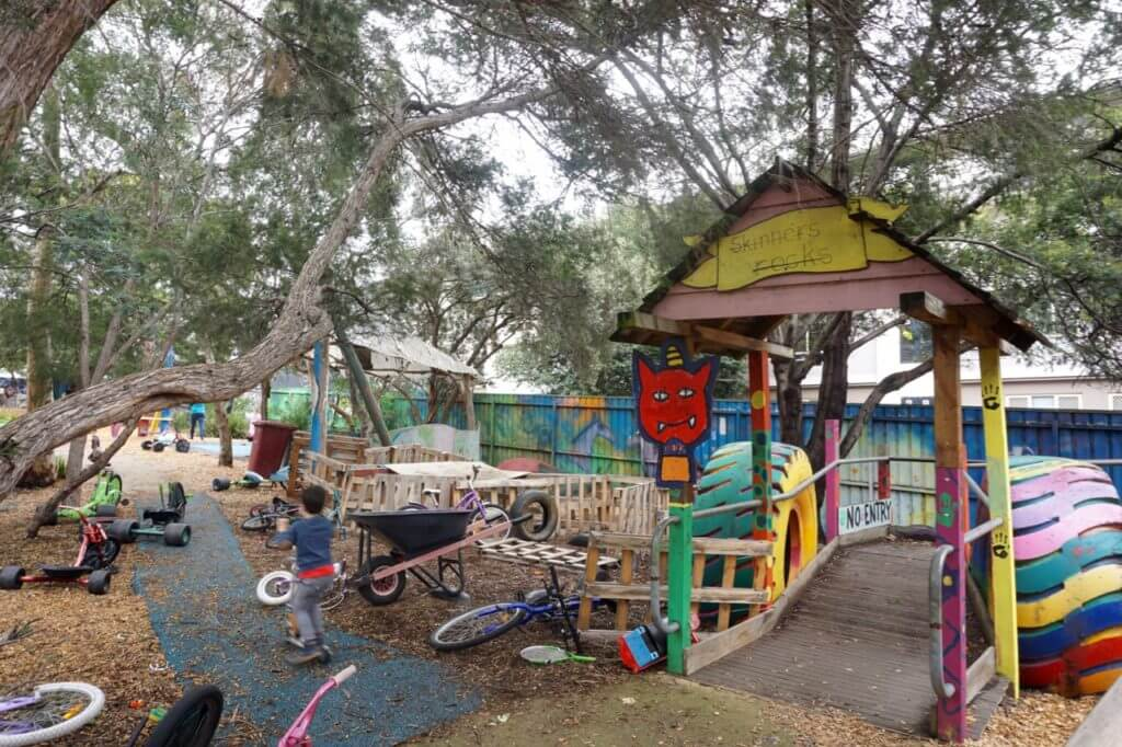 Skinners Adventure Playground, 211 Dorcas Street, South Melbourne