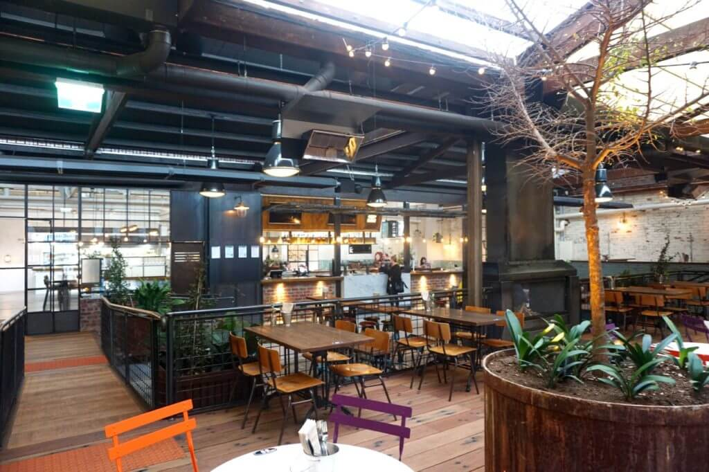 Stomping Ground Beer Hall Collingwood Review Tot Hot Or Not
