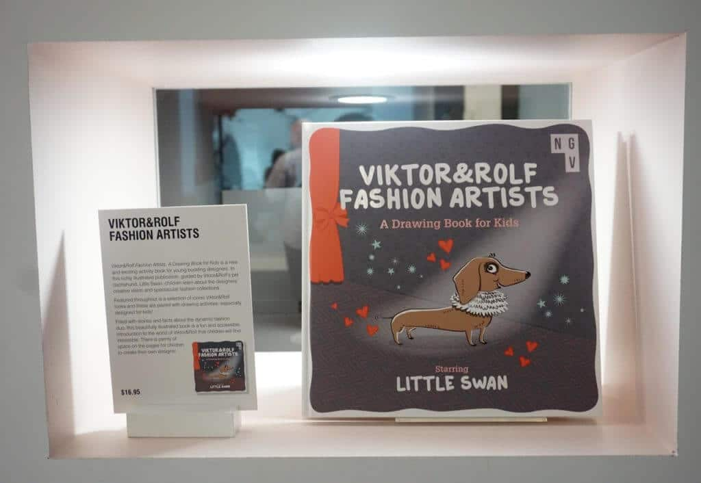viktor and rolf ngv kids