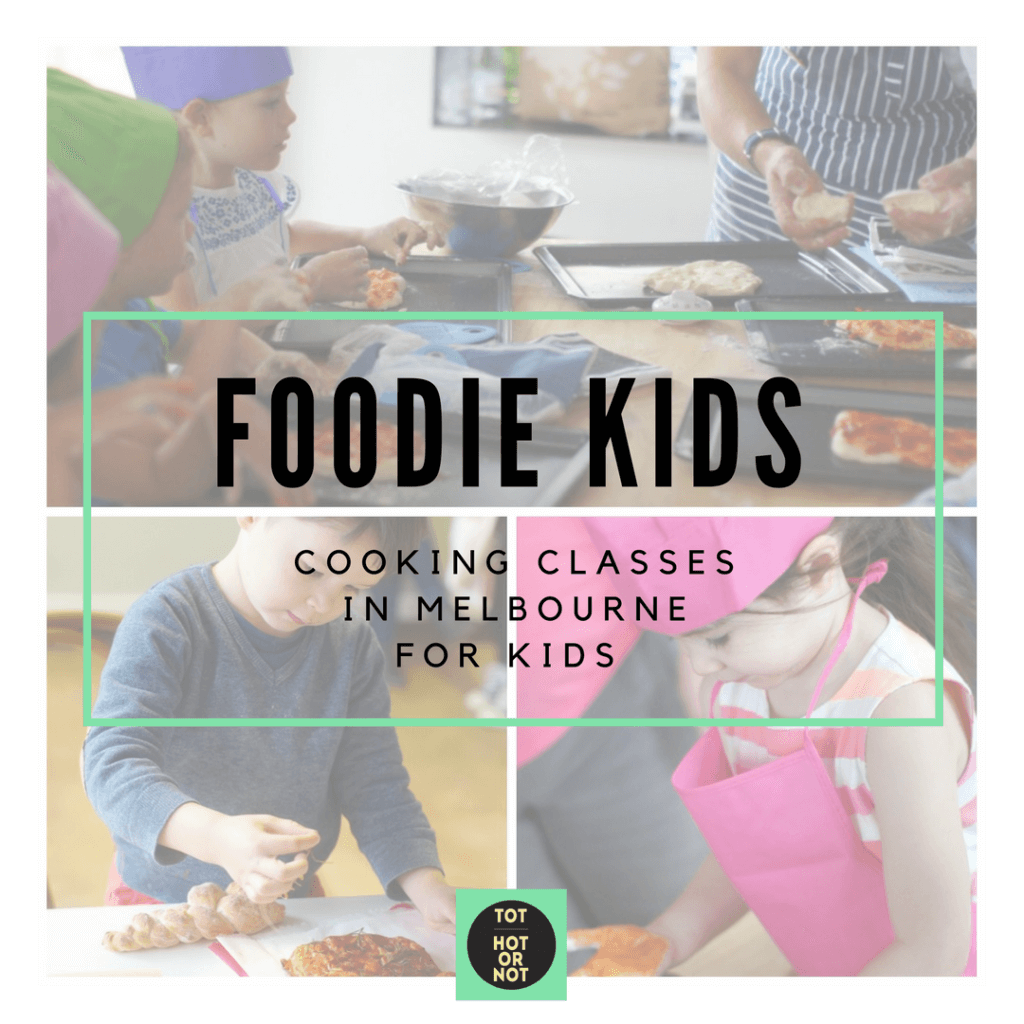 cooking classes in melbourne for kids