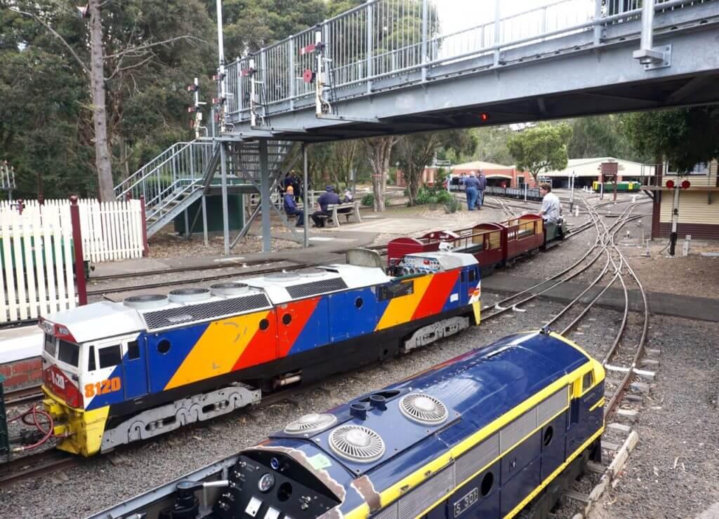Diamond Valley Railway