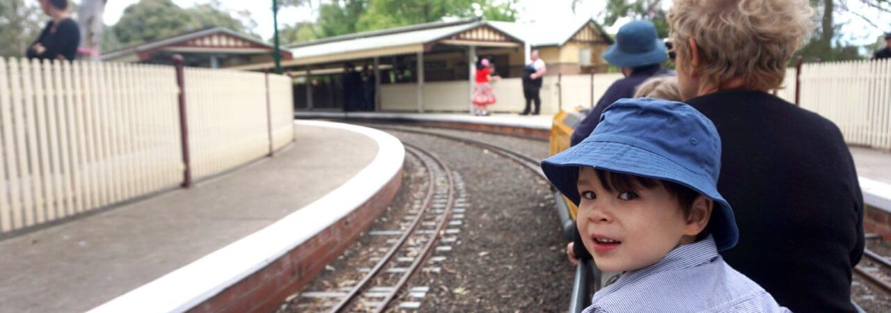 HOT: Diamond Valley Railway, Eltham