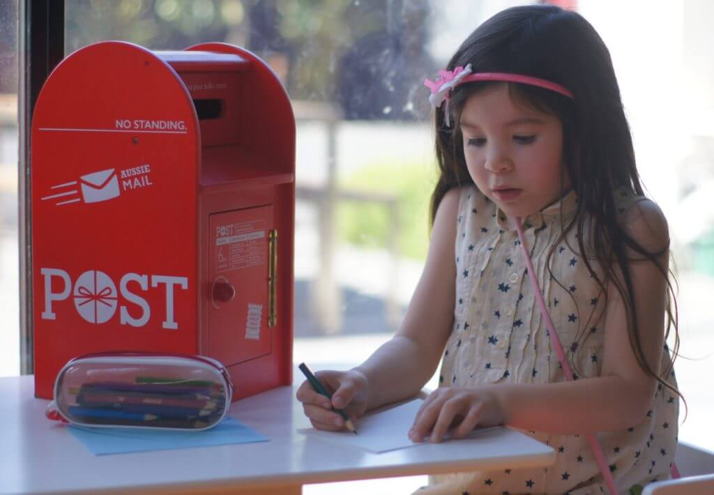 Make Me Iconic Post Box